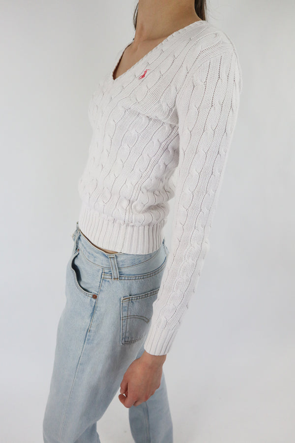 Cropped Sweatshirt - medium