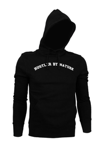 Hustler By Nature Hooded Jumper