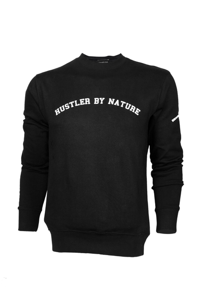 Hustler By Nature sweater