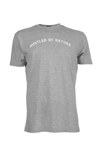 Hustler By Nature T shirt