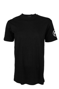 Hustlism Black T shirt