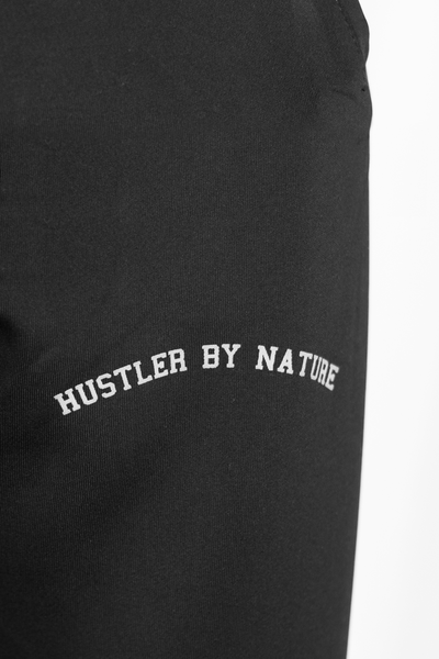 Hustler By Nature Bottoms (Grey design)
