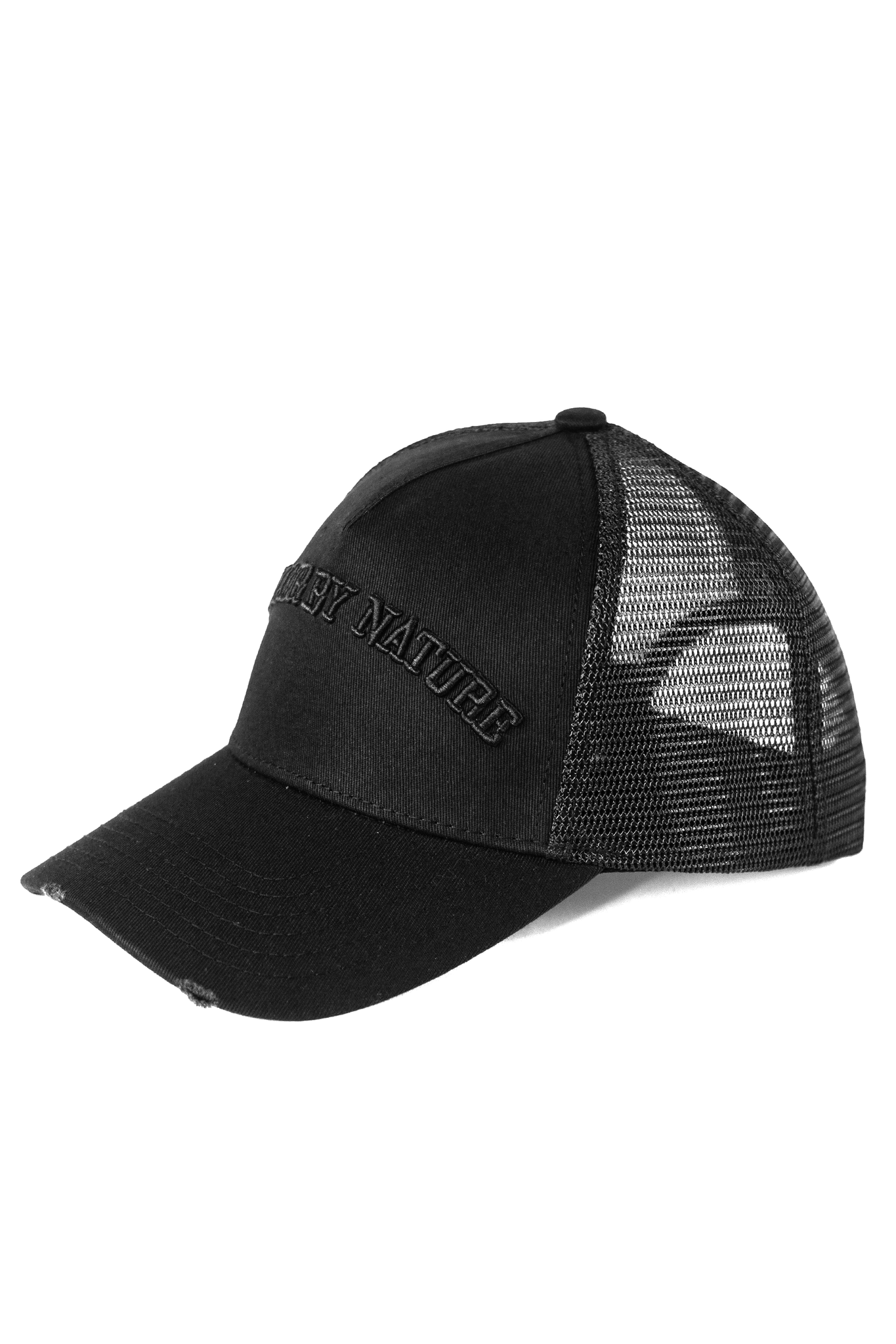 Hustler By Nature Trucker Cap