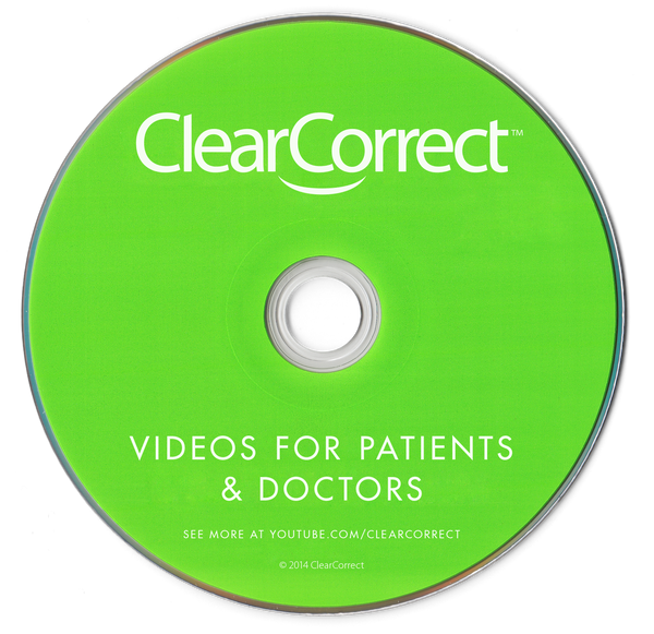 ClearCorrect 101 DVD