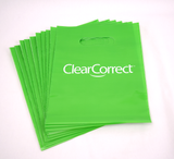 Green ClearCorrect Bags
