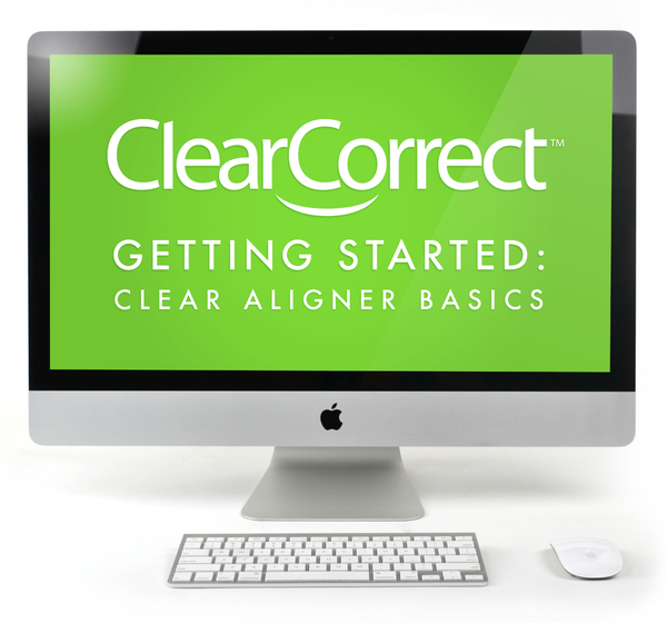 E-Course - Getting Started with Clear Aligner Basics (Presale Item)