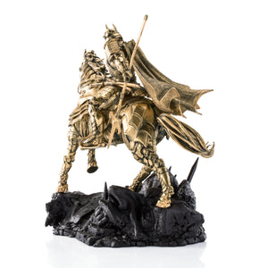 Gilt Batman Shogun - Samurai Series