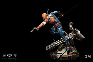 Deathstroke - Rebirth