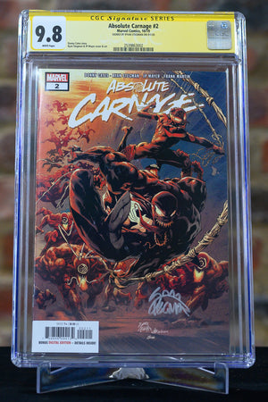 Absolute Carnage #2 9.8
