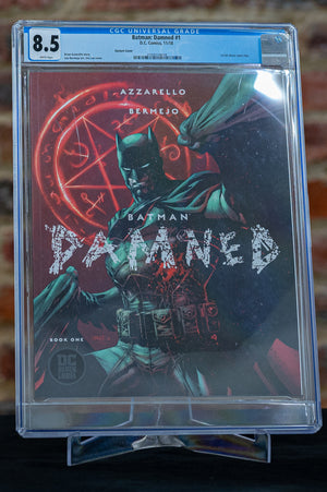 Batman: Damned #1 8.5