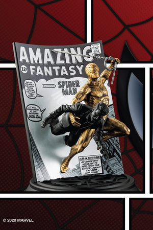 Gilt Spider-Man Amazing Fantasy #15