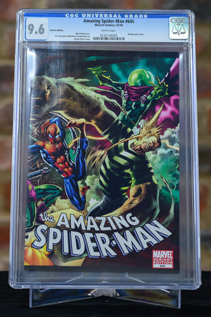 Amazing Spider-Man #645 9.6