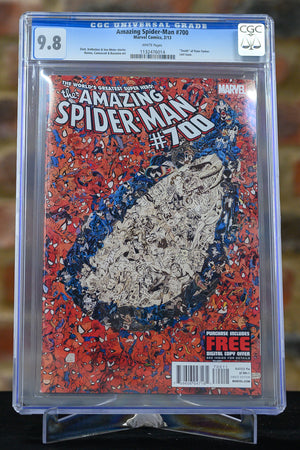 Amazing Spider-Man #700 9.8