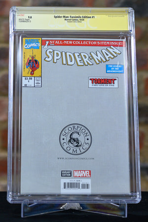 Spider-Man: Facsimile Edition #1 9.8