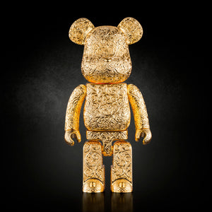 Arabesque Golden BE@RBRICK (Special Edition)
