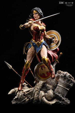 Wonder Woman - Rebirth