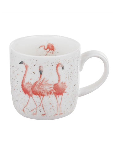 Wrendale Mugs - Pink Ladies