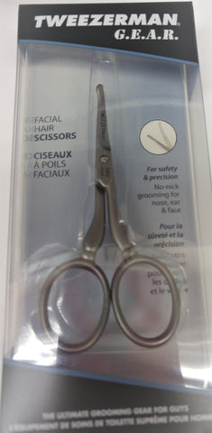 Tweezerman - Facial Hair Scissor