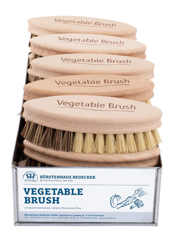 Burstenhaus Redecker - Vegetable Brush