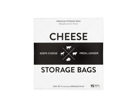 Formaticum Cheese Stoage Bags - Box of 15