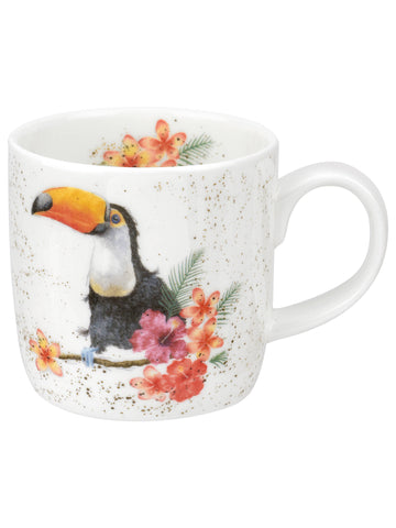 Wrendale Mugs - Toucan of Affect