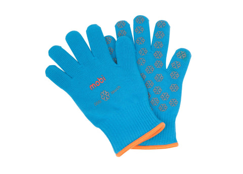 Mobi Cool Touch Oven Mitts - Blue