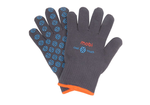 Mobi Cool Touch Oven Mitts - Grey