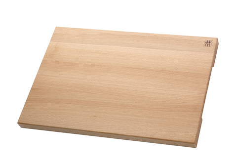 ZWILLING Natural Cutting Board, Large 23.5″ X 15.75″ X 1.4″