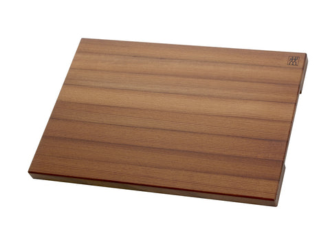 ZWILLING Chestnut Cutting Board, Large 23.5″ X 15.75″ X 1.4″