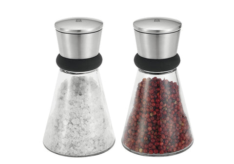 ZWILLING Glass Salt and Pepper Set