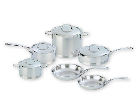 Demeyere Atlantis 10 PC Cookware set