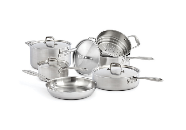 Zwilling 174 Sol Ii 10 Pc Cookware Set Grace In The Kitchen
