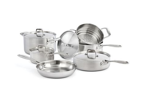 ZWILLING® SOL II 10 PC COOKWARE SET