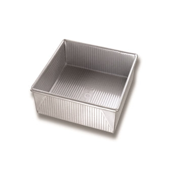 "USA Pan -  Cake Pan 8"" (Square)"