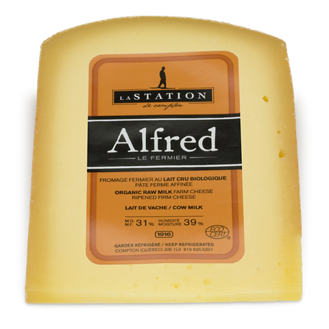 Alfred Le Fermier - Raw Cow's Milk  - 150g