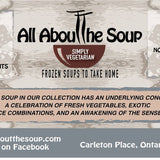 All About the Soup - Kathmandu Cauliflower & Quinoa 750ml