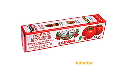 Alpino Concentrated Tomato Paste 147ml tube
