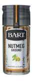 Bart Blend Ground Nutmeg 46g