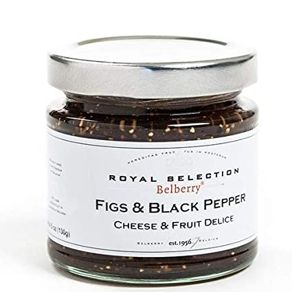 Belberry Jam - Figs & Black Pepper