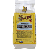 Bob's Red Mill - Rice Flour Brown Gluten Free
