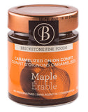 Brickstone Foods Caramelized Onion & maple spread 160g