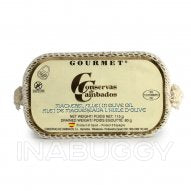 Cambados Small Sardines in Spicy Sunflower Oil 115g
