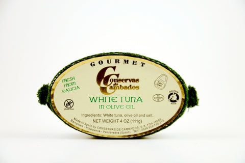 Cambados White Tuna in Olive Oil  111g