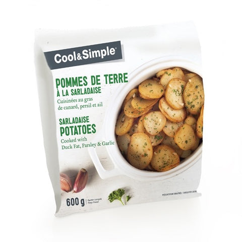 Cool & Simple Sarladaise Potatoes w duck fat 600g