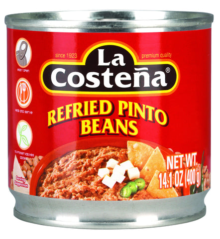 La Costena Pinto Bean Refried