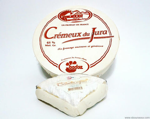 Cremeax du Jura - Brie - Pasteurized Cow's Milk - France - 150g