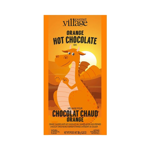 Gourmet du Village - Hot Chocolate Mix - Orange Dragon