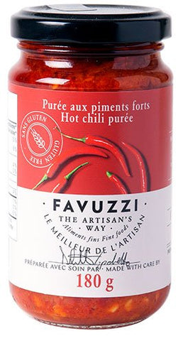 Favuzzi Spread Hot Chilie
