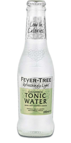 Fever-Tree Refreshingly Light Cucumber Tonic Water 200ml