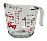 Fire King - Glass Measuring Cup (2 Cup)